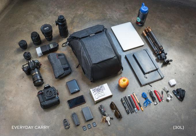 kick-agency-the-everyday-backpack-plecaki-kickstarter