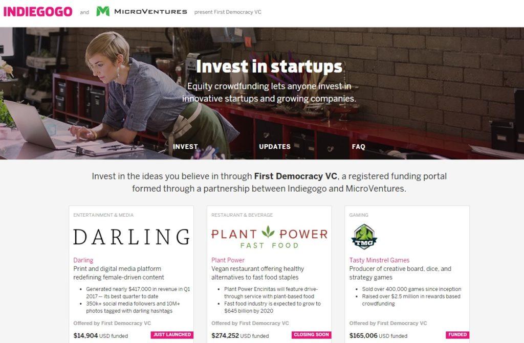 indiegogo-invest-in-startups