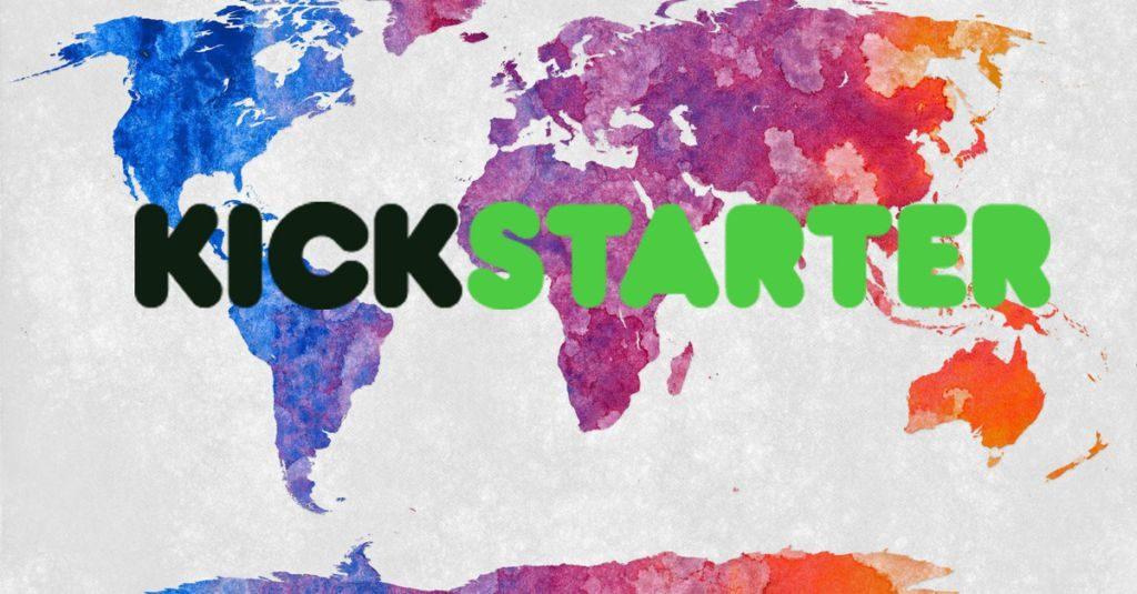 Chociaż kampanie mogą utworzyć mieszkańcy 21 państw, Kickstarter tak naprawdę dostępny jest dla każdego