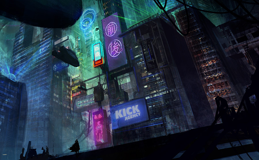 kick-agency-cyberpunk