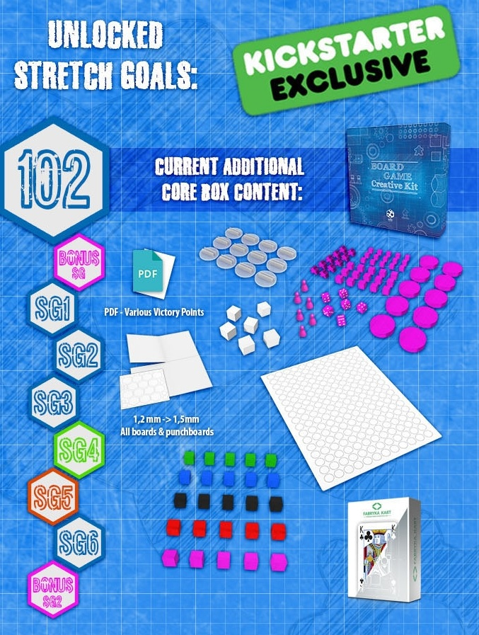 board game vreative set kickstarter pl