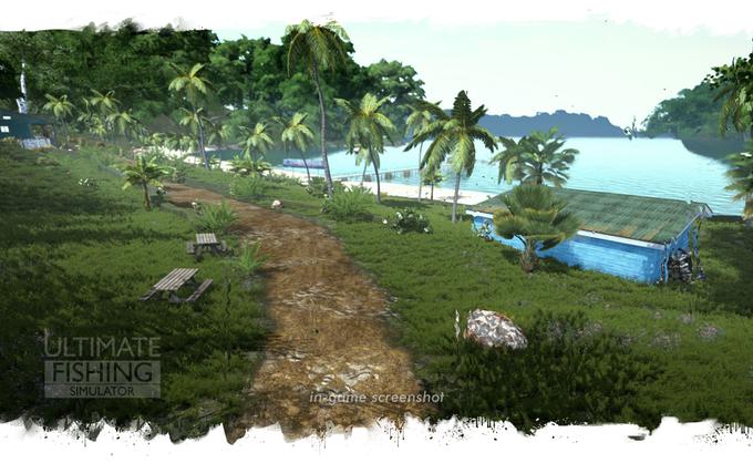ultimate fishing simulator kickstarter pl