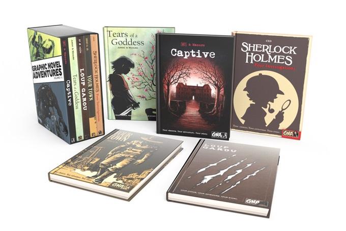 graphic-novel-adventure-komiksy