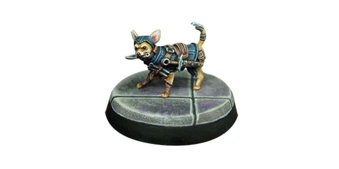 dungeons and doggies kickstarter miniatures 3