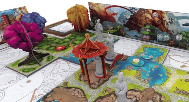 tang garden gra planszowa kickstarter lipiec