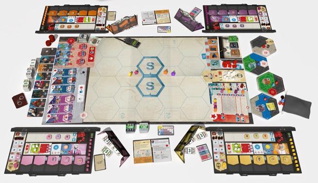 escape plan gra planszowa kickstarter 5