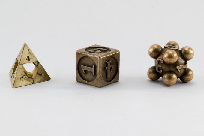 trayser metal works kostki z kickstartera