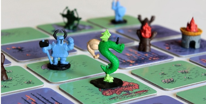 trogdor board game kickstarter 4