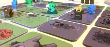trogdor board game kickstarter 2