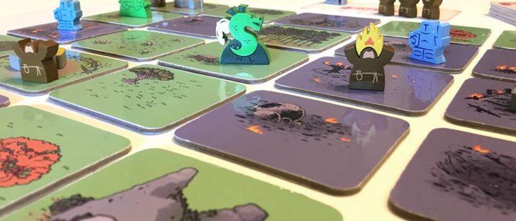 trogdor board game kickstarter 2