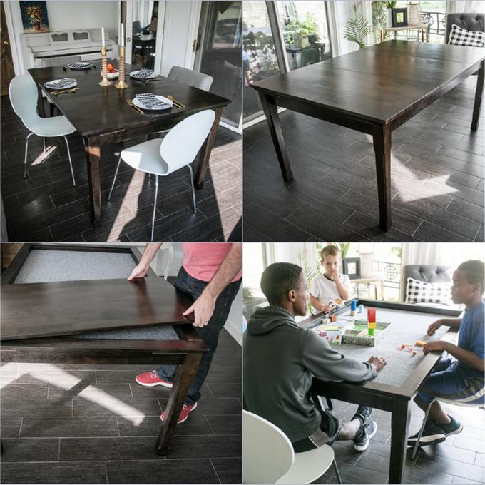Jasper stół do planszówek z kickstartera