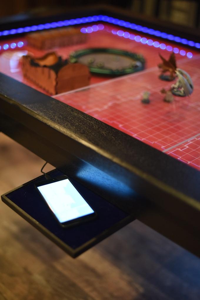 2nd Brakfast stół do planszówek z kickstartera