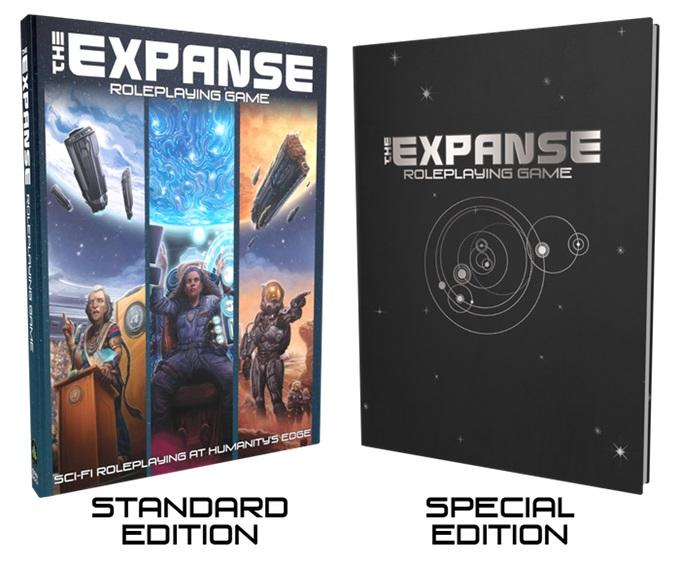 the expanse gra fabularna z kickstartera