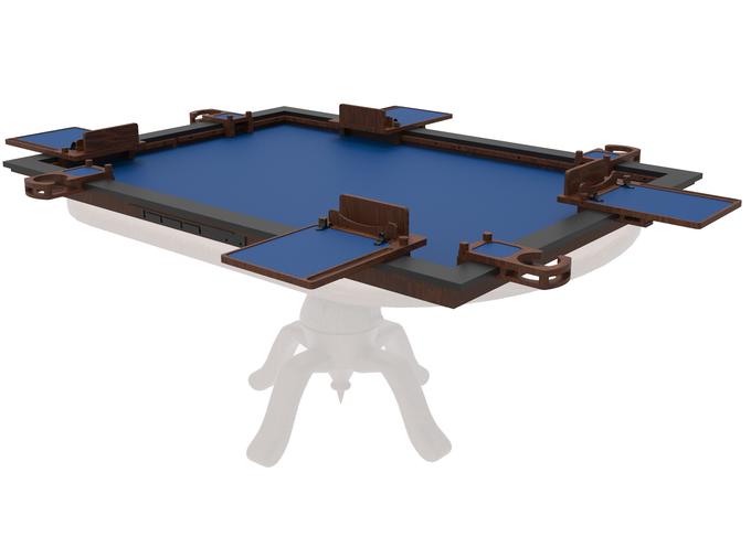 GameChanger nakłądka na stół do planszówek z kickstartera