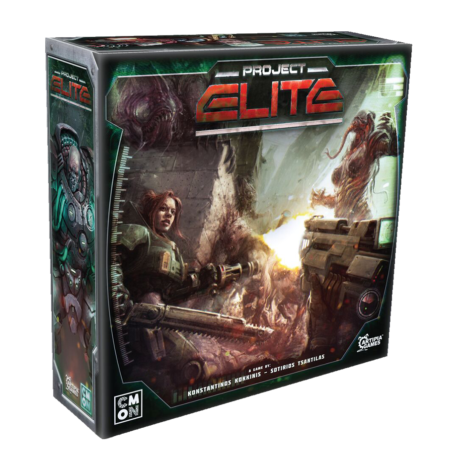 project elite gra planszowa kickstarter 1