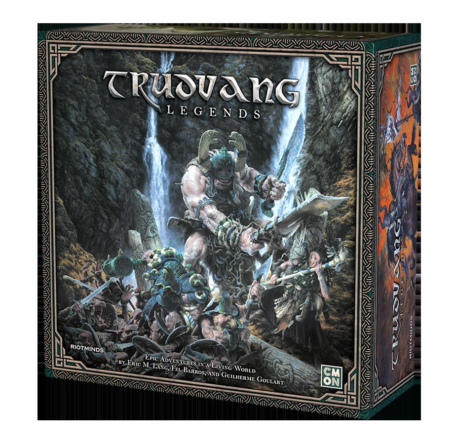 Trudvang Legends gra planszowa kickstarter