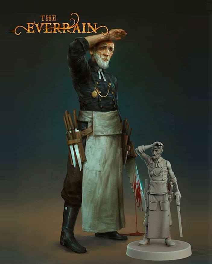 Everrain gra planszowa z kickstartera październik 3