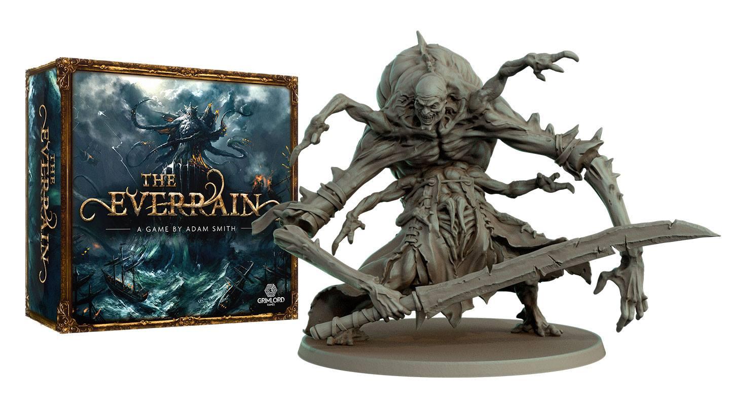Everrain gra planszowa z kickstartera październik 4