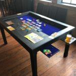 2nd breakfast stół do planszówek z kickstartera