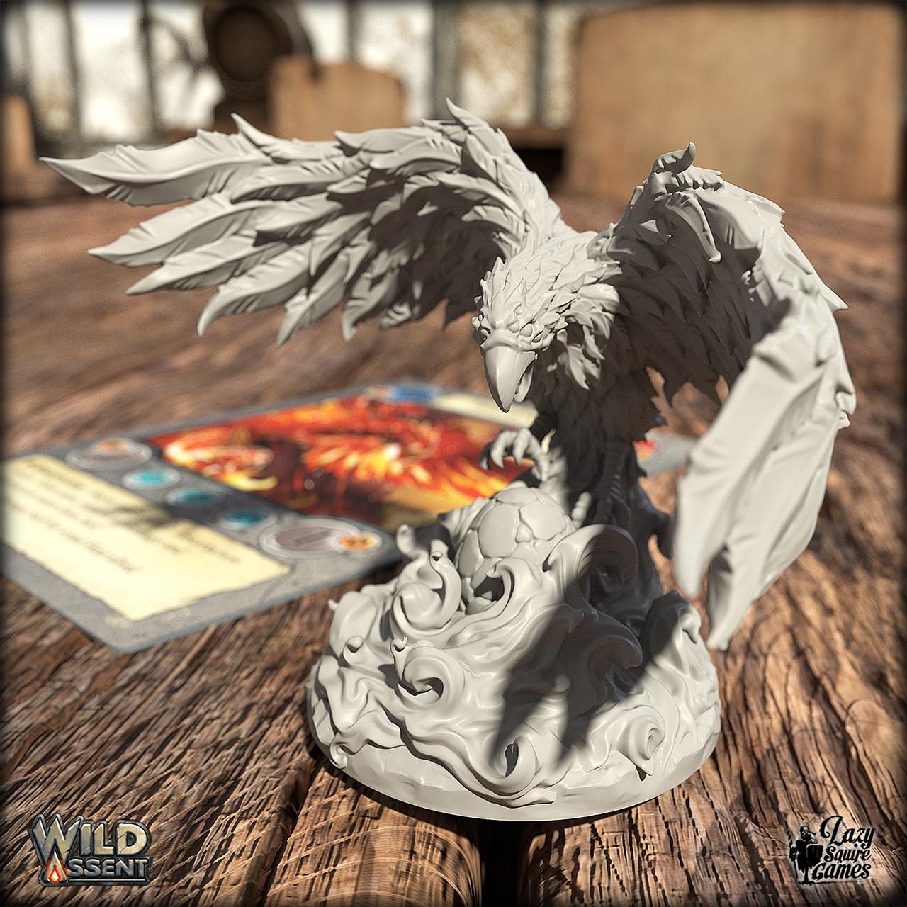 wild assent gra planszowa z kickstartera 2