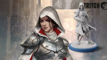Assassin's Creed - Brotherhood of Venice gra planszowa kickstarter 1