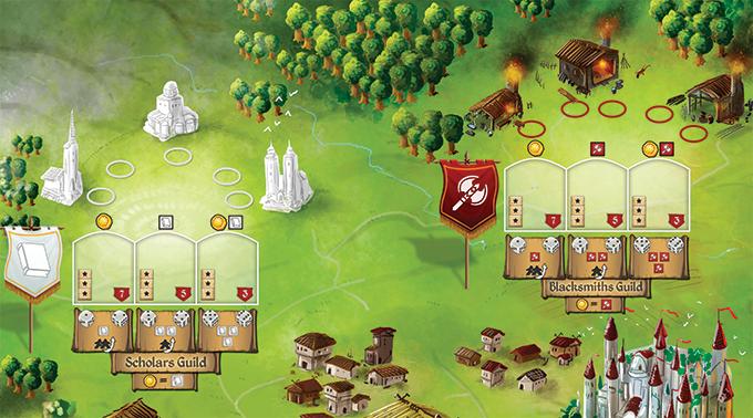 rise to nobility gra planszowa kickstarter 3