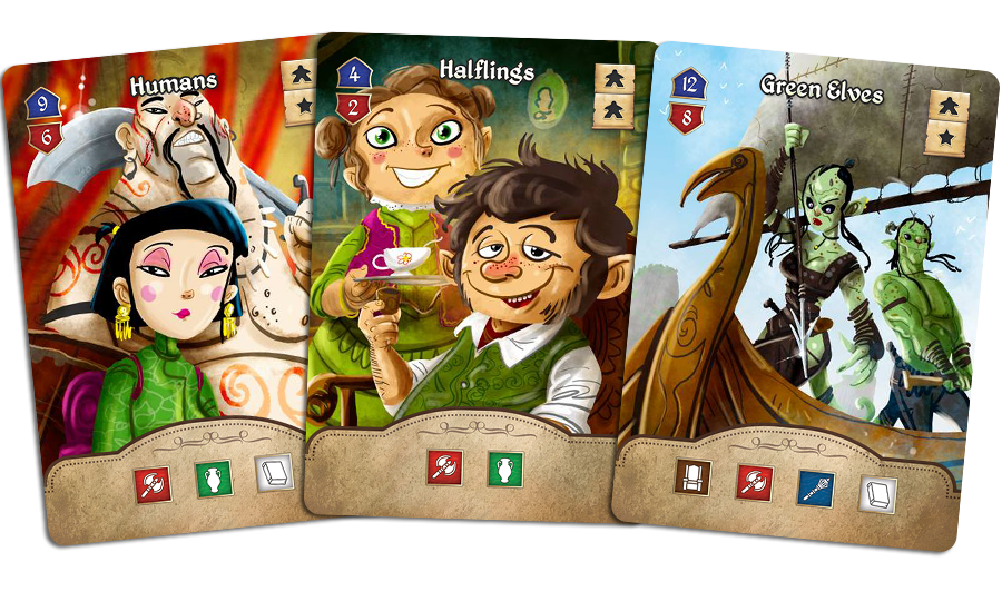 rise to nobility gra planszowa kickstarter 4
