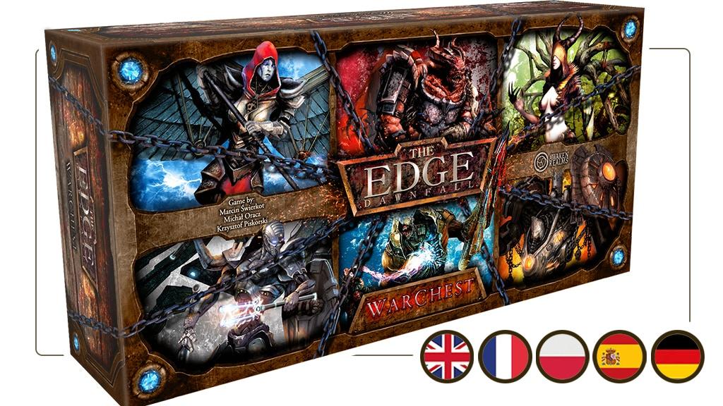 edge dawnfall gra z kickstartera 2