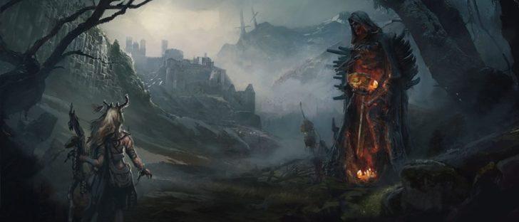 aTainted Grail: The Fall of Avalon gra planszowa kickstarter awaken realms 1