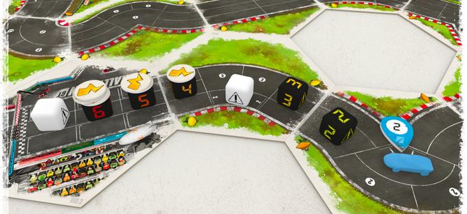 rallyman gt gra planszowa kickstarter 2