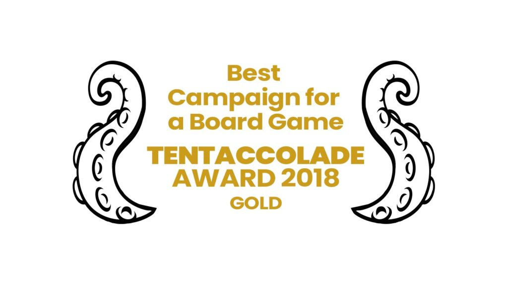 best-campaign-for-a-board-game-tentaccolade-award-board-game-2018-gold